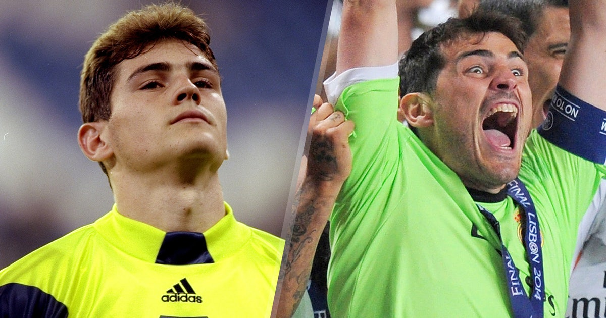 8581f72b8 The biggest moments in Iker Casillas  record-setting UEFA career ...