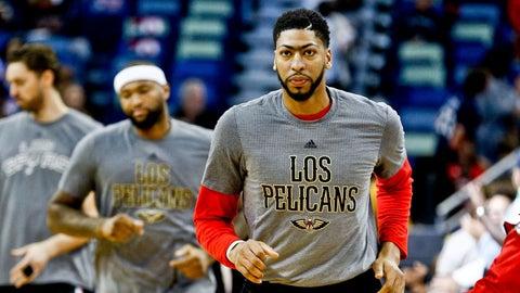 Anthony Davis, C, New Orleans Pelicans