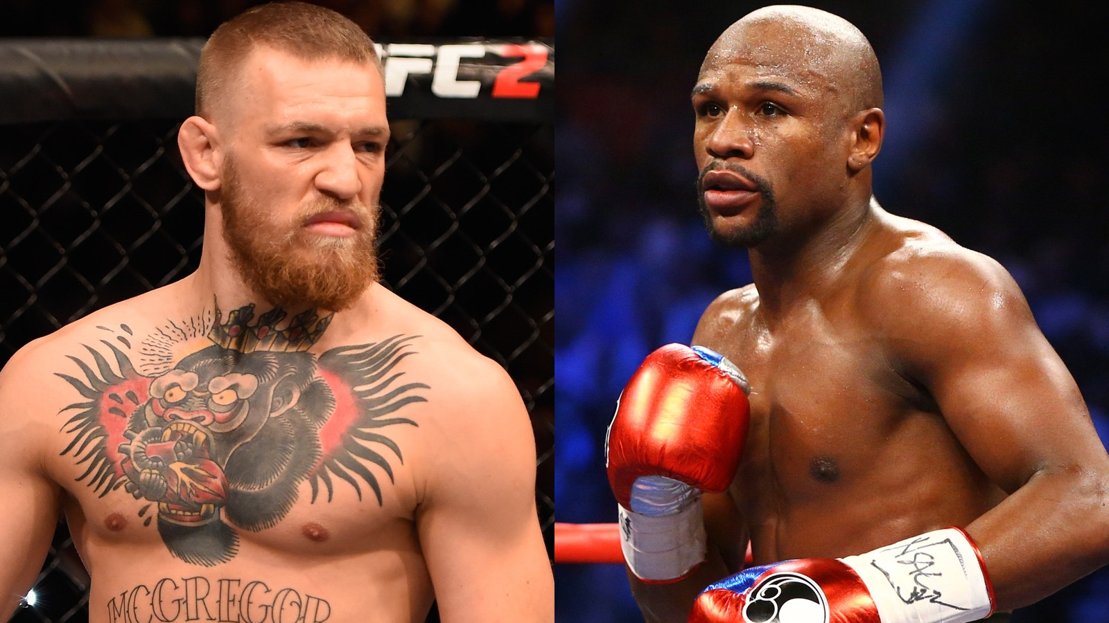 Conor Mcgregor Vs Floyd Mayweather Official For Aug 26 In Las