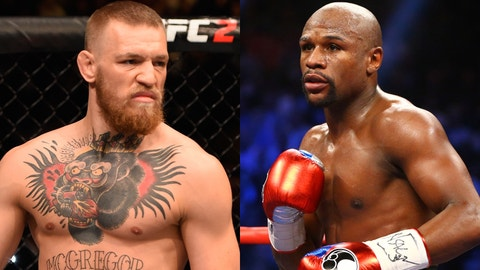 McGregor begged for this fight