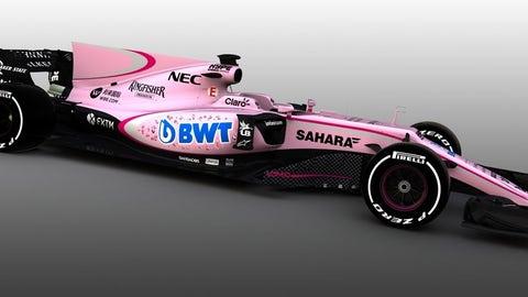 Force India VJ10