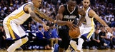 Magic's woes out west continue with big loss to Warriors