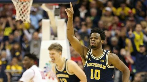 12:15, CBS: No. 7 Michigan vs. No. 10 Oklahoma State