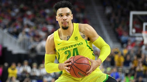 Dillon Brooks, F, Oregon