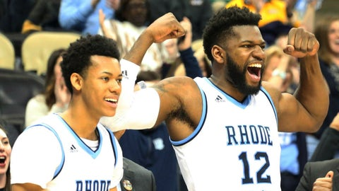 Approx. 4:30, TBS: No. 6 Creighton vs. No. 11 Rhode Island