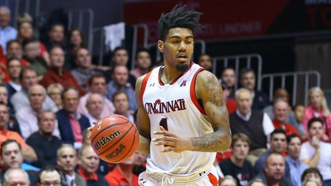 Jacob Evans, SG, Cincinnati