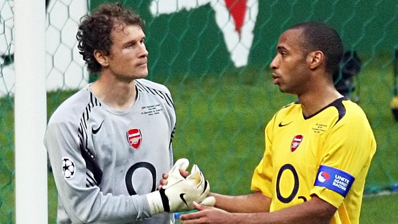 Thierry Henry: Jens Lehmann 'would have punched me' if we played like Arsenal did