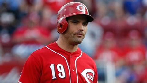 Joey Votto: Cincinnati Reds, 2008 (7 qualifying seasons)