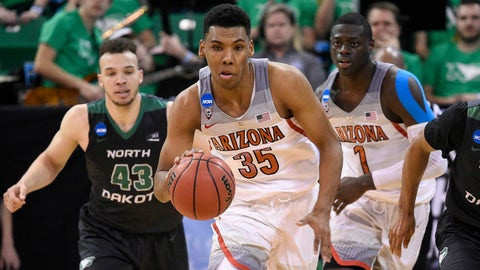 Allonzo Trier, G, Arizona