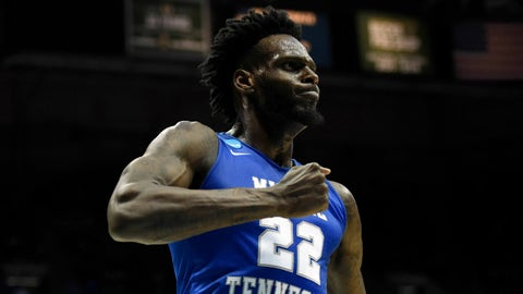 7:10, TBS: No. 4 Butler vs. No. 12 Middle Tennessee