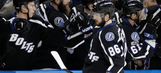 Kucherov, Killorn shine but Lightning fall to Capitals