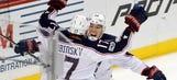 Blue Jackets top Islanders 3-2 on Atkinson's overtime winner