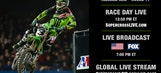 Watch Race Day Live ahead of the Indianapolis Supercross