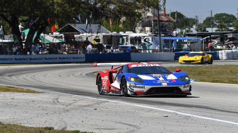 Disappointment for Ford GT