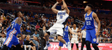 Magic power back from slow start to triumph over 76ers in OT