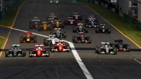 Formula One - Australia