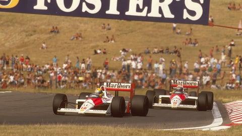 1988 Hungarian GP