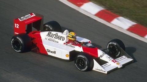 1988 Belgian GP