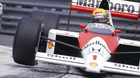 1989 Monaco GP