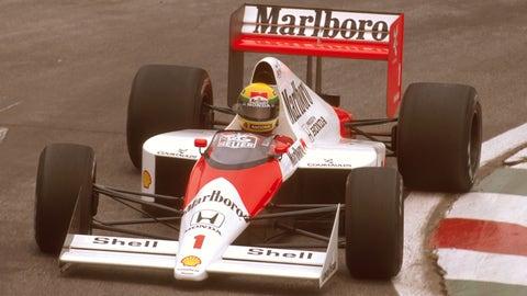 1989 Mexican GP