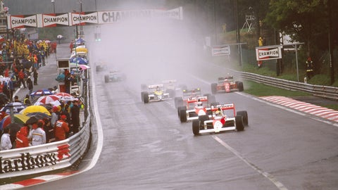 1989 Belgian GP