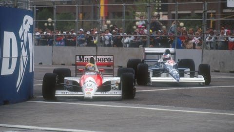 1990 United States GP