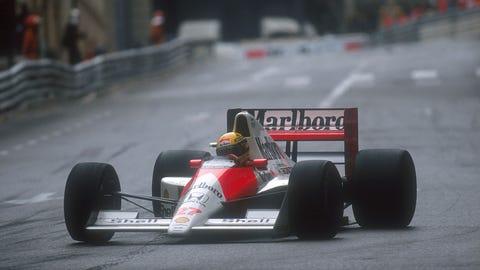 1990 Monaco GP