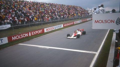 1990 Canadian GP