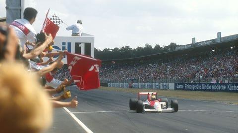 1990 German GP
