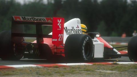 1990 Belgian GP