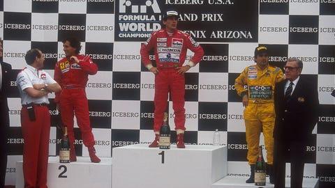1991 United States Grand Prix