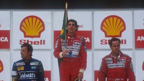 1991 Brazilian GP