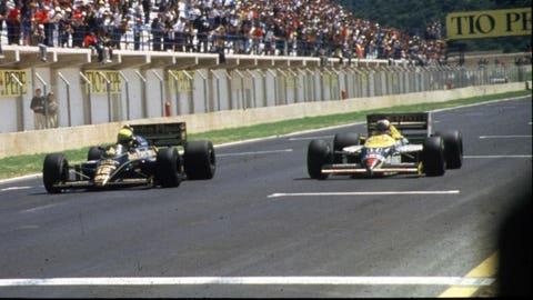 1986 Spanish GP