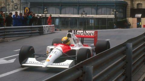 1991 Monaco GP