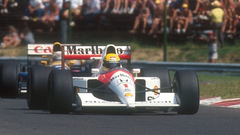 1991 Hungarian GP