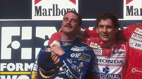 1992 Hungarian GP