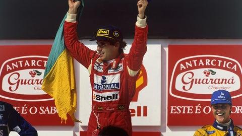 1993 Brazilian GP
