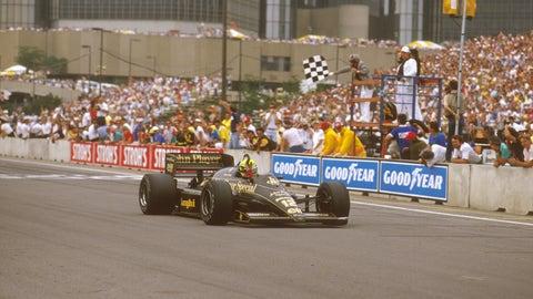 1986 Detroit GP