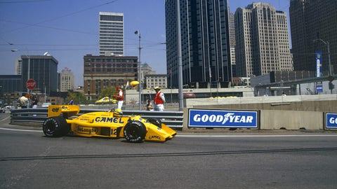 1987 Detroit GP