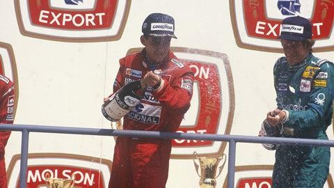 1988 Canadian GP