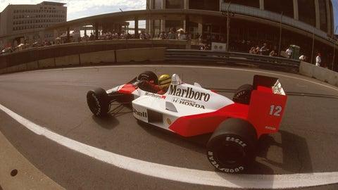1988 Detroit GP