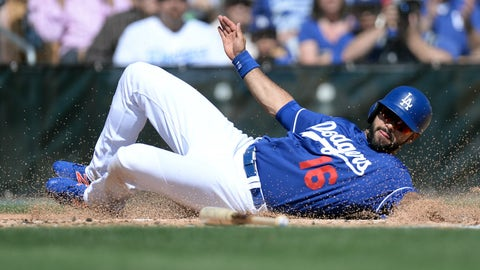 Andre Ethier, OF, Dodgers
