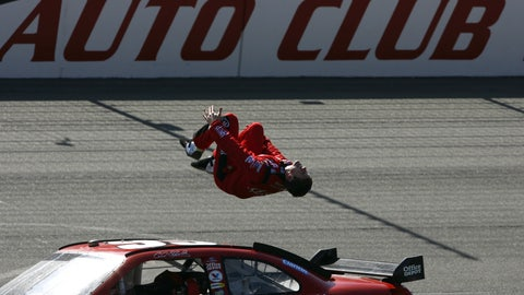 Carl Edwards, Spring of 2008
