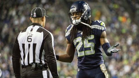 Sherman has been elite since he started in Seattle