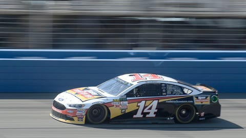 Clint Bowyer, 7