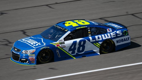 Jimmie Johnson, 28