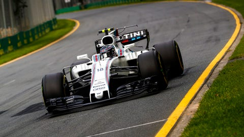 Lance Stroll - Williams