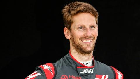 8: Romain Grosjean/Haas