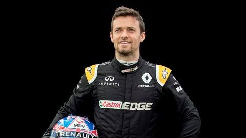 30: Jolyon Palmer/Renault