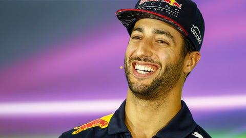 3: Daniel Ricciardo/Red Bull